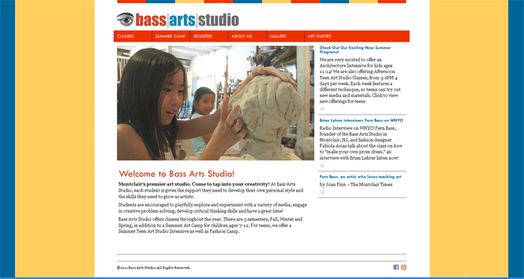 Bass Arts Studio