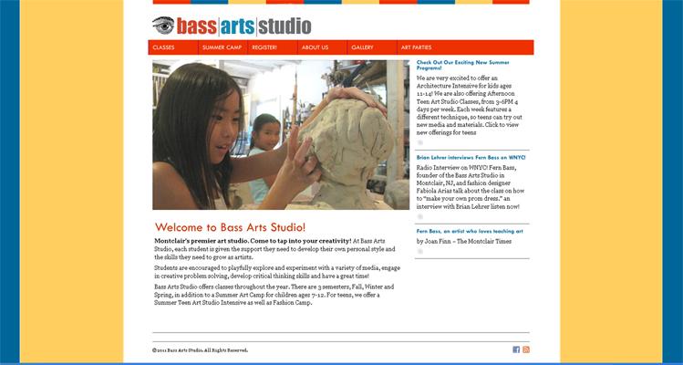 Bass Arts Studio